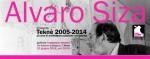 banner Alvaro Siza Teknè 2005-2014 imagecredits facebook Ester Annunziata Alfredo Foresta