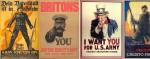 manifesti di propaganda I guerra mondiale