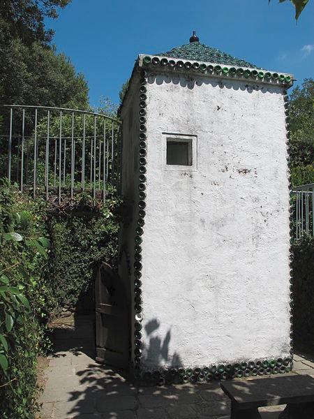 La casa della Fata Turchina nel Parco di Pinocchio imagecredits sailko CC BY-SA 3.0