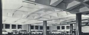 Melchiorre Bega garage torre Galfa Milano 1956-59 imagecredits CC PD