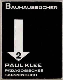 2 Paul Klee, Pädagogisches Skizzenbuch, 1925