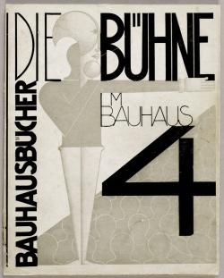 4 Die Bühne im Bauhaus, 1924