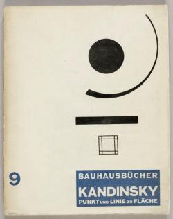 9 Kandinsky, Punkt und Linie zu Fläche 1926