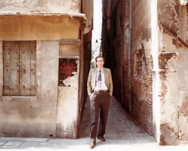 Bernardo Secchi Cà Tron settembre 1984 imagecredits Guido Guidi