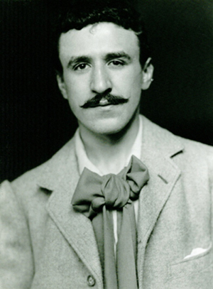 Charles Rennie Mackintosh imagecredits CC PD