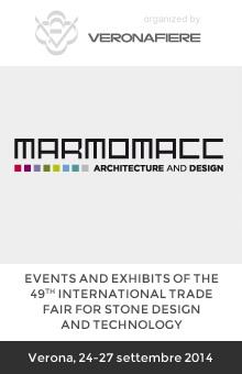 logo Marmomacc 2014