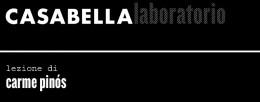 CASABELLA laboratorio Carme Pinos