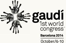 logo Gaudi 1st World Congress