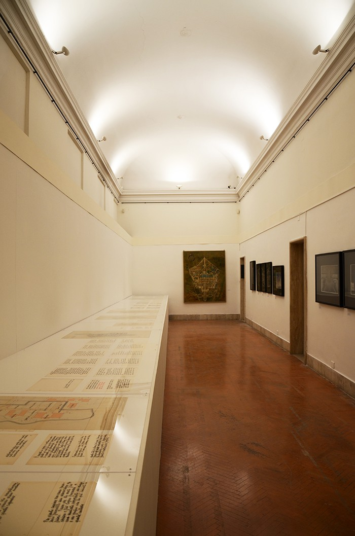 mostra EUR sconosciuta Pagano Roma 1 © Lisa Carotti