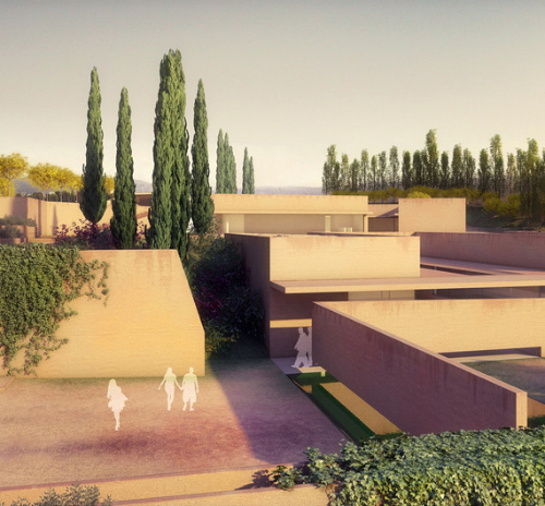 mostra Siza Alhambra Vitra imagecredits design-museum.de