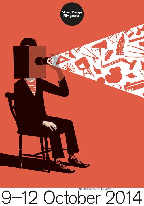 poster Milano Design Film Festival 2014 imagecredits milanodesignfilmfestival.com