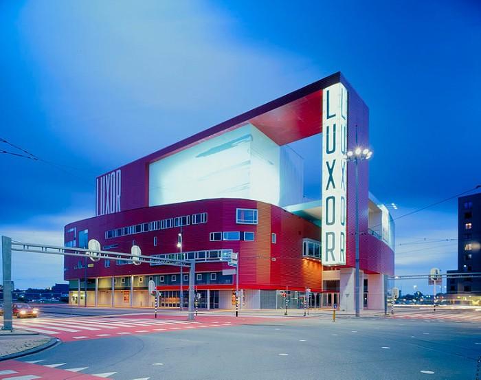 Bolles+Wilson Luxor Theatre Rotterdam (1996-2001) imagecredits LuxorTheater Rob 't Hart CC BY-SA 3.0