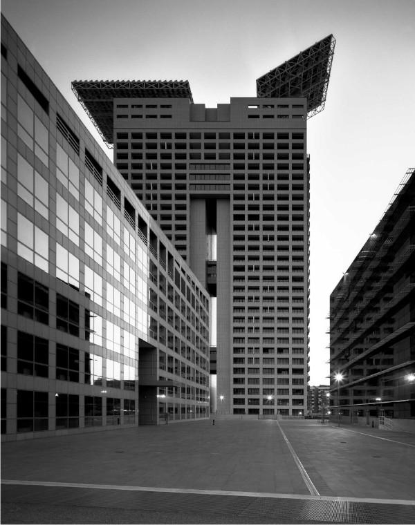 Franco Purini Torre Eurosky