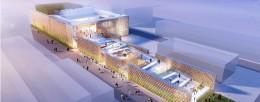 Kitagawara rendering padiglione Giapponese ad Expo 2015 imagecredits expo2015.org