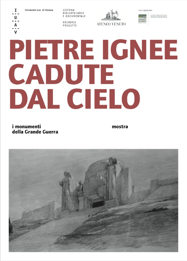 mostra Pietre ignee cadute dal cielo Venezia imagecredits iuav.it