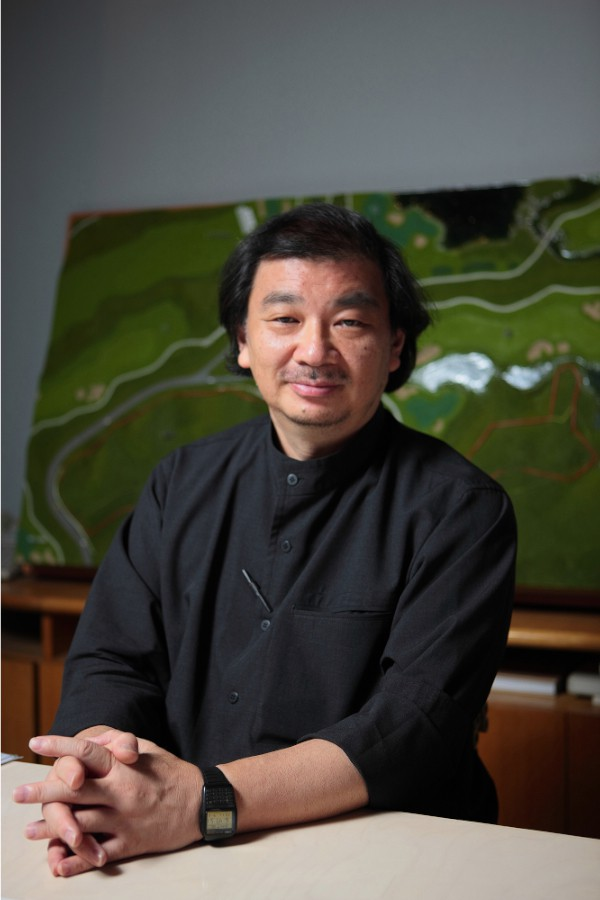 ritratto di Shigeru Ban courtesy eventi.polimi.it