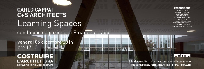 invito C+S Architects Learning Spaces imagecredits spazioafirenze.it