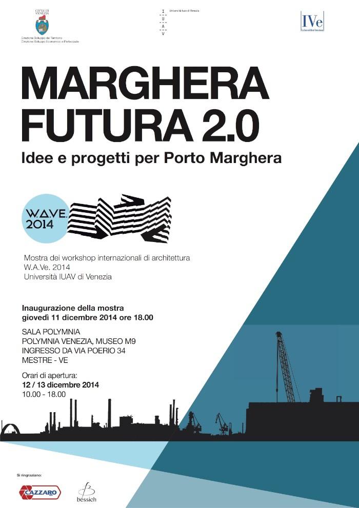 locandina Marghera futura Mestre Wave 2014 imagecredits iuav.it