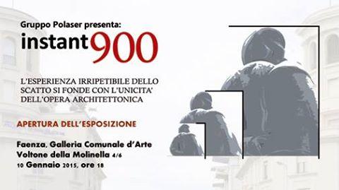 Instant 900 Faenza imagecredits Gruppo Polaser