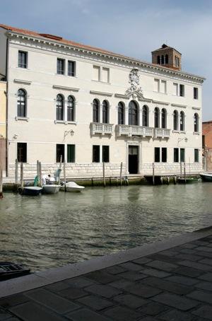 esterno del Museo del vetro di Murano imagecredits museovetro.visitmuve.it