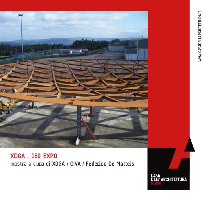 locandina mostra XDGA _ 160 EXPO imagecredits casadellarchitettura.it