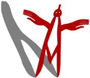 logo Compasso volante imagecredits compassovolante.polimi.it graphic design Guido Scarabottolo