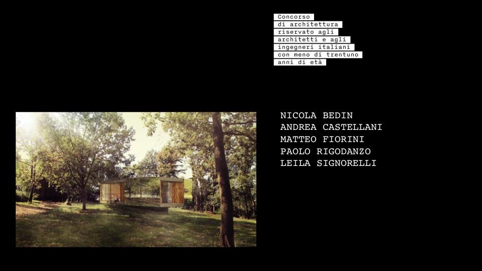 05 Nicola Bedin Andrea Castellani Matteo Fiorini Paolo Rigodanzo Leila Signorelli Meno di 31