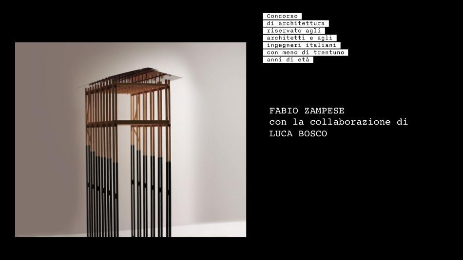 08 Fabio Zampese con la collab. di Luca Bosco Meno di 31