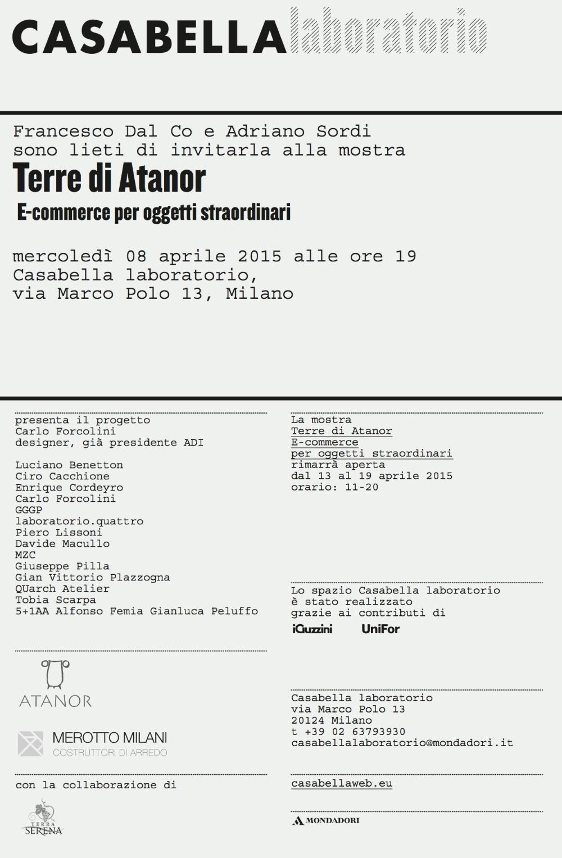 CBLaboratorio invito Terre di Atanor