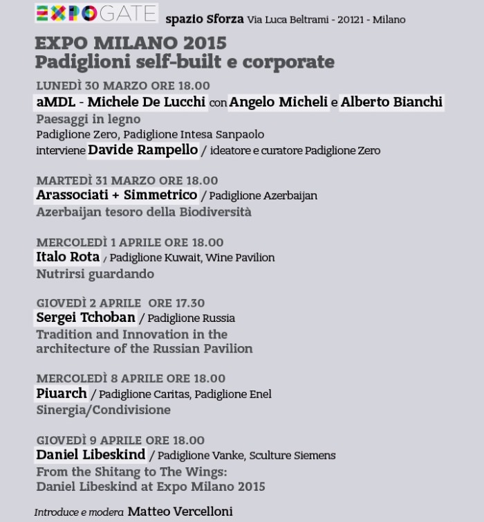 Expo2015 Padiglioni self-built e corporate imagecredits internimagazine.it