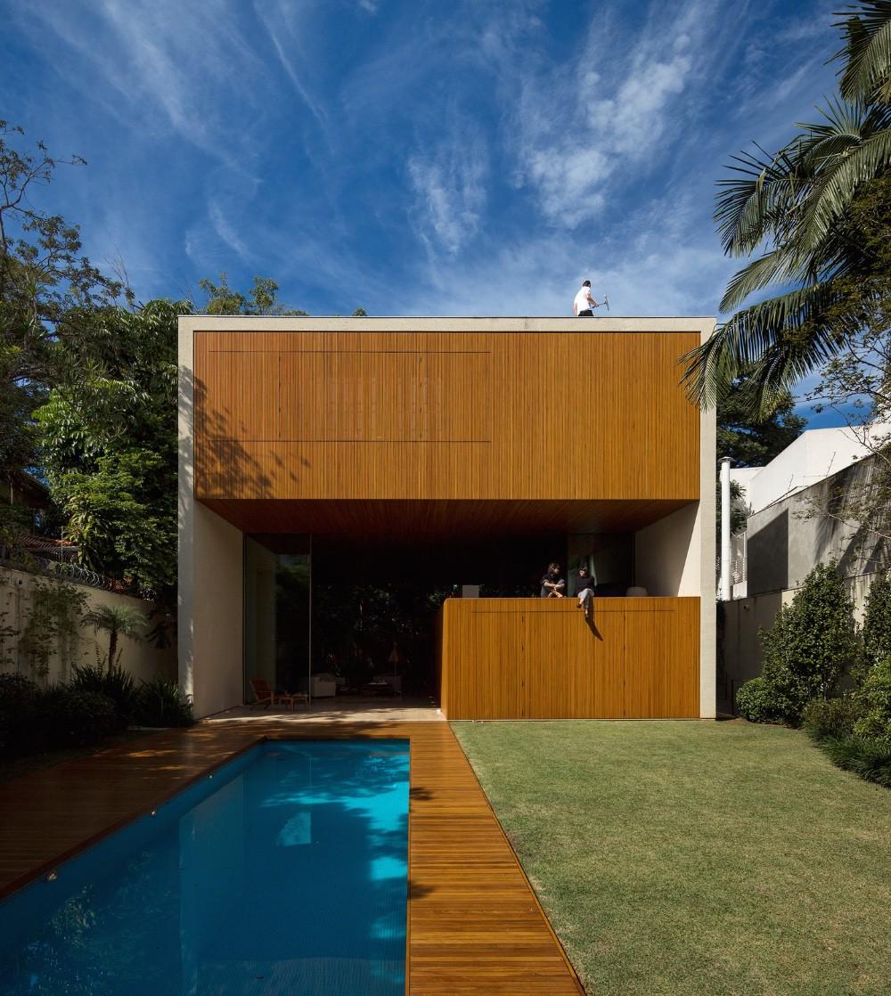 Kogan casa Tetris esterni imagecredits studiomk27.com.br