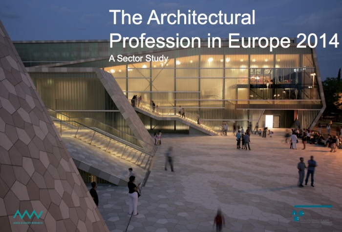THE ARCHITECTURAL PROFESSION IN EUROPE 2014 – ACE SECTOR STUDY imagecredits ace-cae.eu