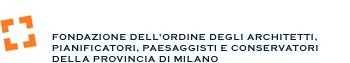 logo Fondazione dell'Ordine degli Architetti di Milano imagecredits fondazione.ordinearchitetti.mi.it