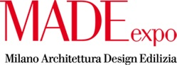 logo MADEexpo imagecredits madeexpo.it