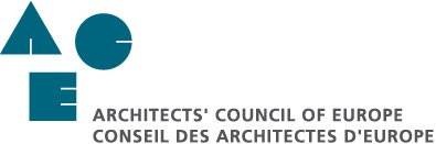 logo the Architects' Council of Europe