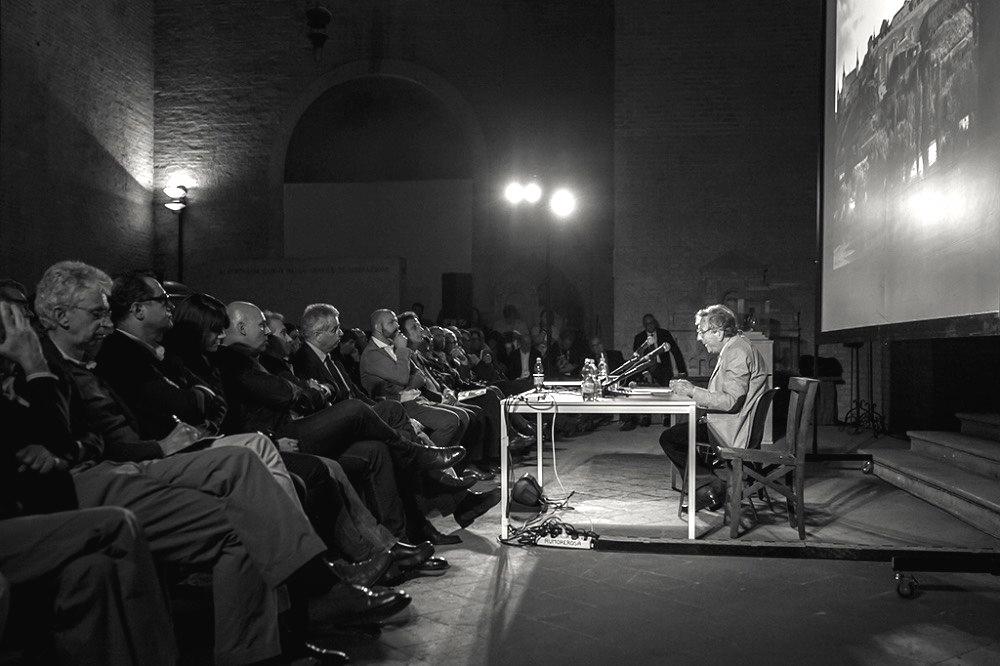 CB formazione Rafael Moneo Mantova imagecredits foto Giuseppe Gradella 1