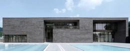 Camillo Botticini centro natatorio a Mompiano (BS) imagecredits dettaglio foto Nicolò Galeazzi courtesy spazioafirenze.it