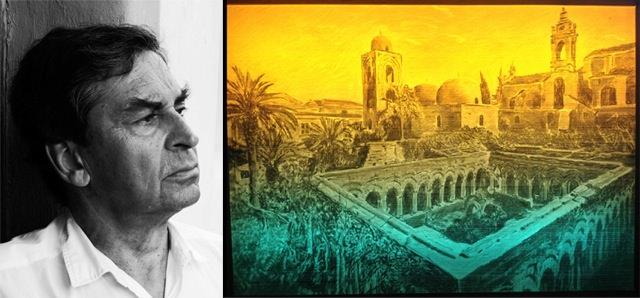 Franco Raggi mostra Paesaggi Italiani imagecredits courtesy antoniajannone.it
