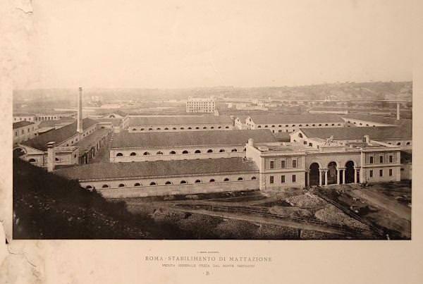 Gioacchino Ersoch (1815 – 1902). Un architetto per Roma Capitale Testaccio imagecredits museodiroma.it