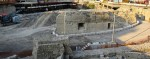 I lavori di scavo in Piazza Municipio per i lavori della Linea 1 della Metropolitana di Napoli dettaglio imagecredits Armando Mancini CC BY-SA 2.0