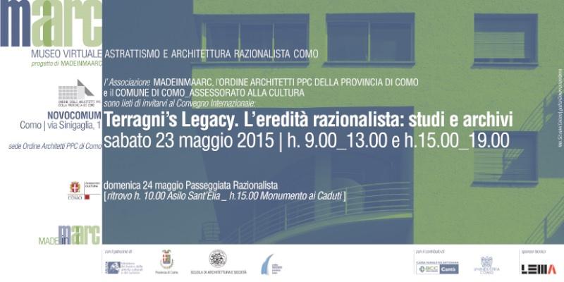 invito convegno Terragni's Legacy