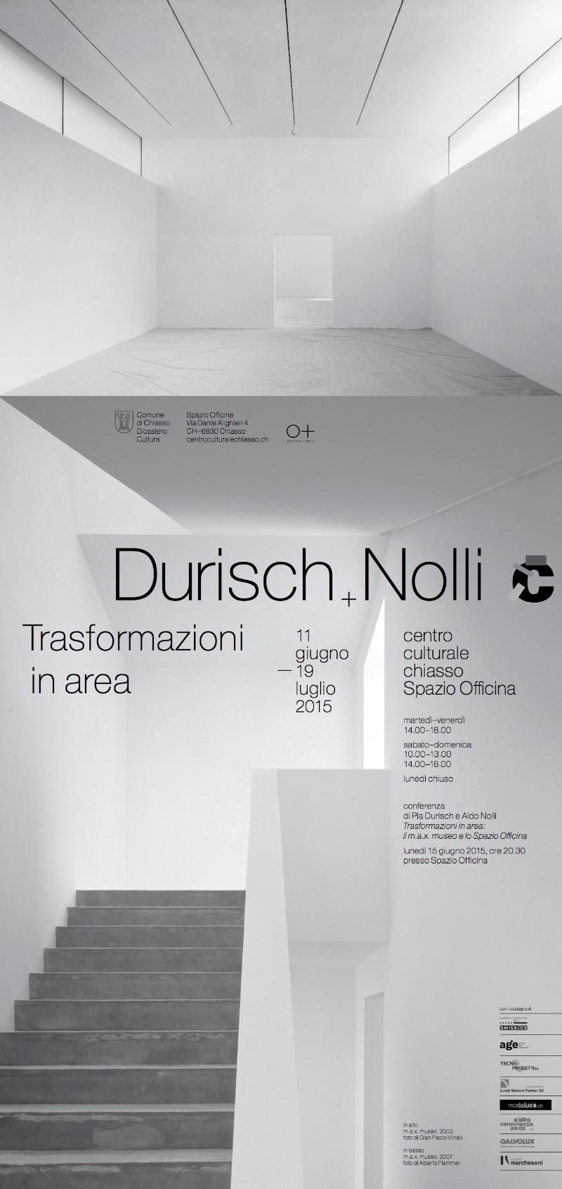 locandina Durisch + Nolli Chiasso imagecredits centroculturalechiasso.ch