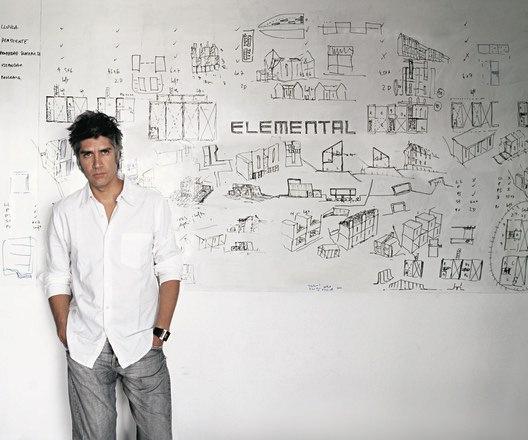 Alejandro Aravena imagecredits © Cristóbal Palma courtesy la Biennale di Venezia