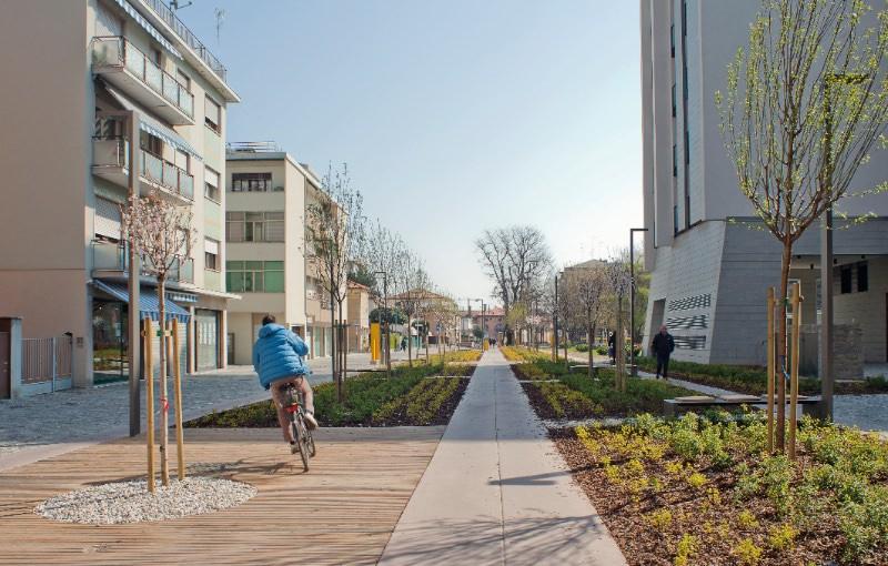 Studio Archpiùdue | Paolo Miotto e Mauro Sarti progetto di riqualificazione urbana a Mestre lungo via Andrea Costa e aree limitrofe imagecredits courtesy bcbiennial.info