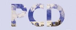 logo mostra Paolo Caccia Dominioni Trieste
