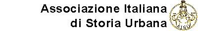 logo AISU imagecredits storiaurbana.org