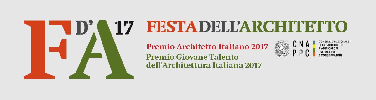 Festa dell'Architetto 2017