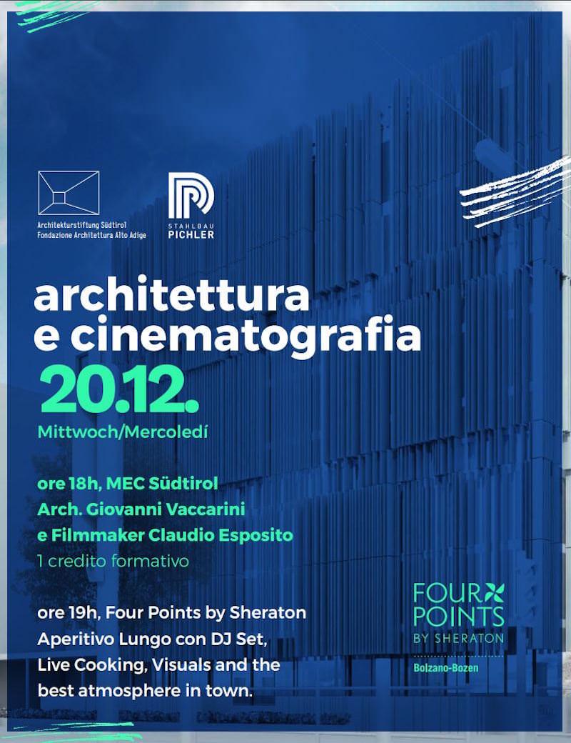 Architettura e cinematografia