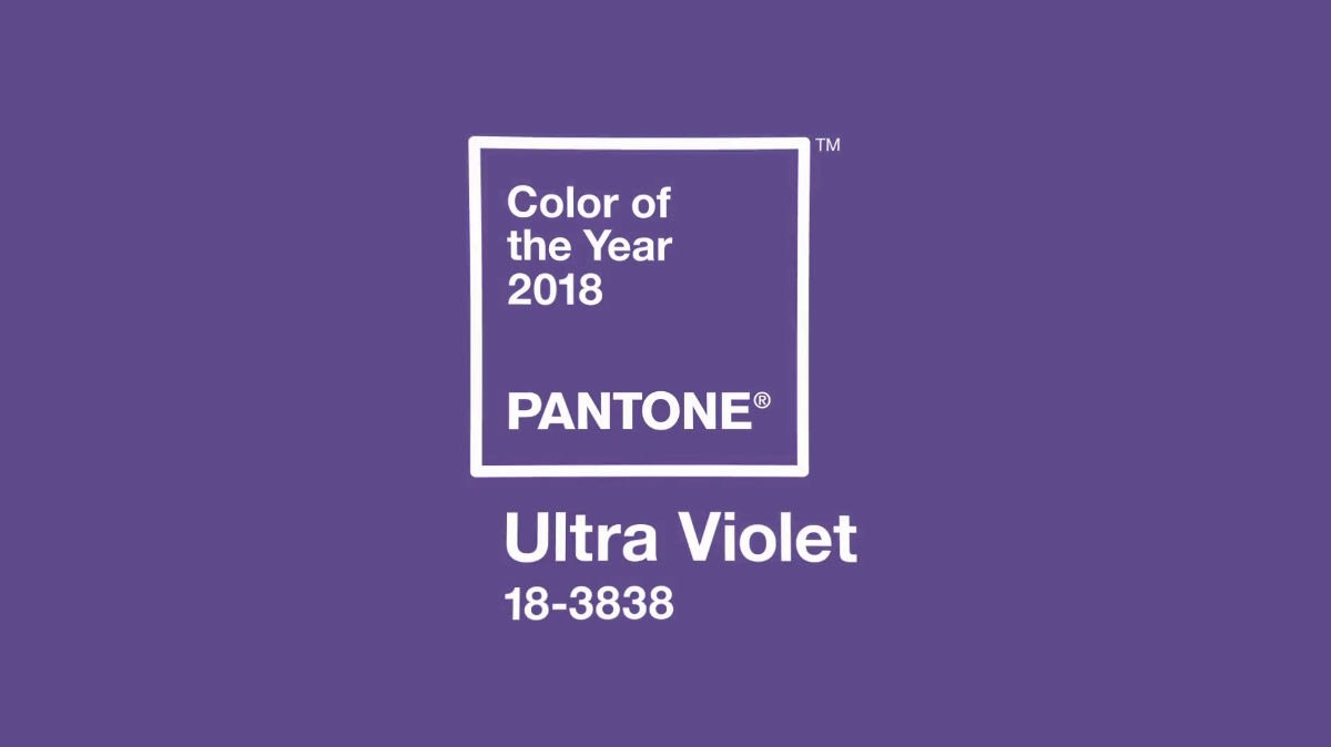 UViolet Pantone 2018