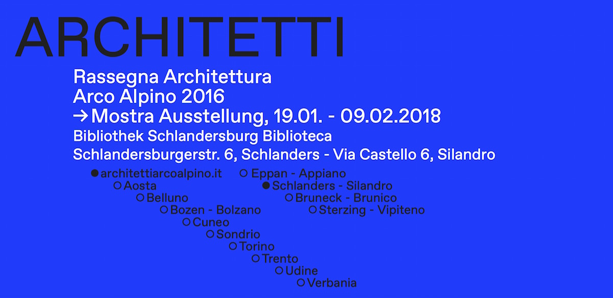 Architettura Arco Alpino Silandro